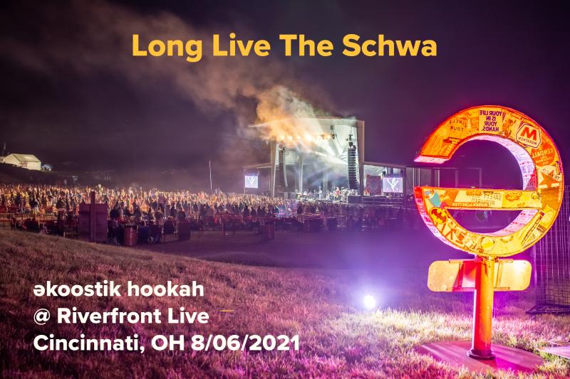 We're back in Cincinnati on Aug 6!